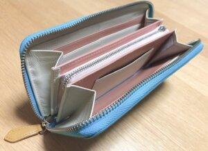 joggo 財布 内側