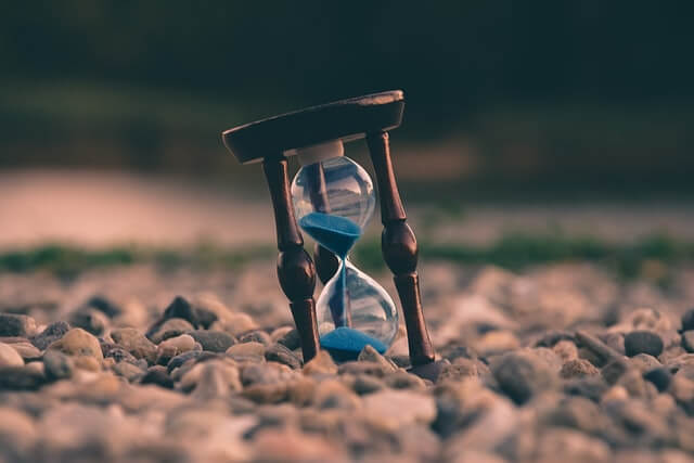 砂時計 時間